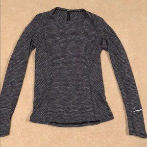 Lululemon long fleece sleeve